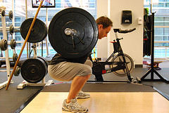 weight lifting for metabolic conditioning
