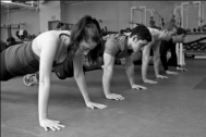 Vancouver Boot camp fitness classes with Precision Athletics